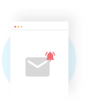 email notifications in LeadGen forms