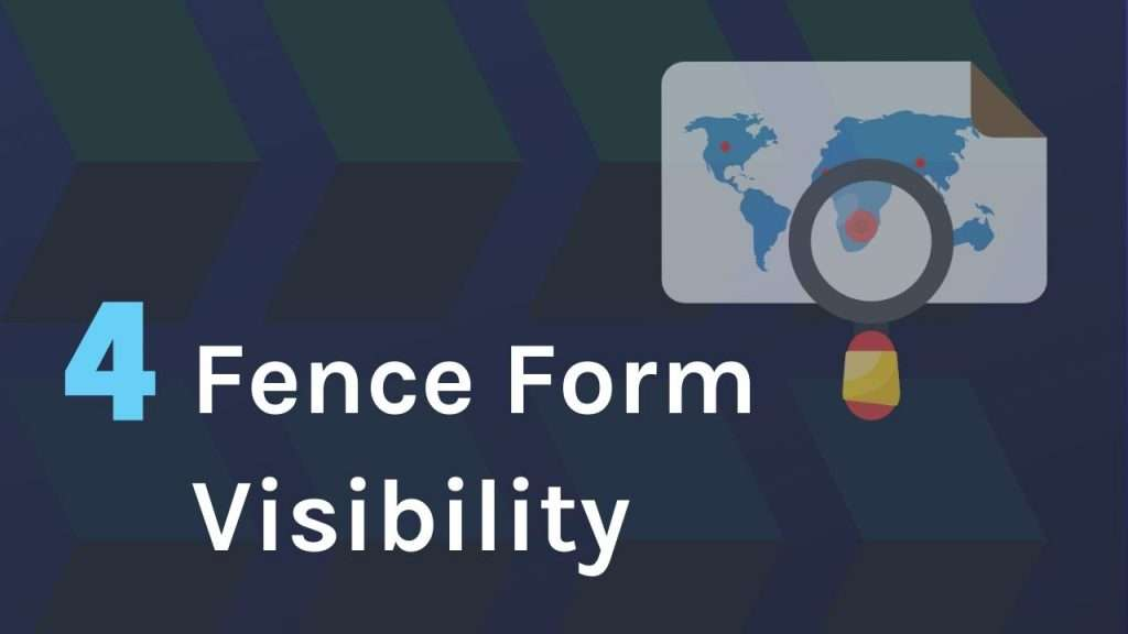 Improve lead quality with geo-fencing feature form spam