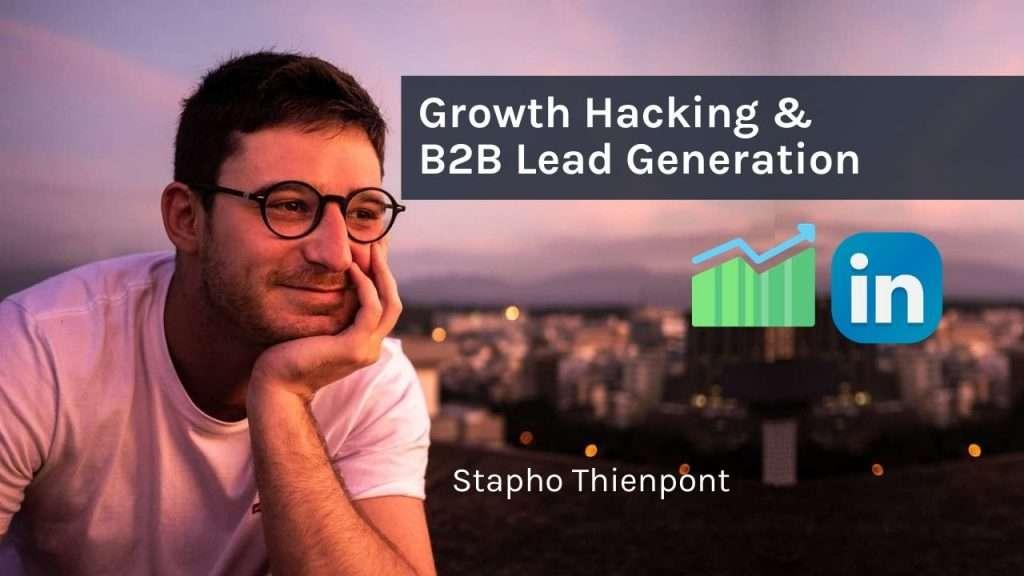 Stapho Thienpond Interview with LeadGen App