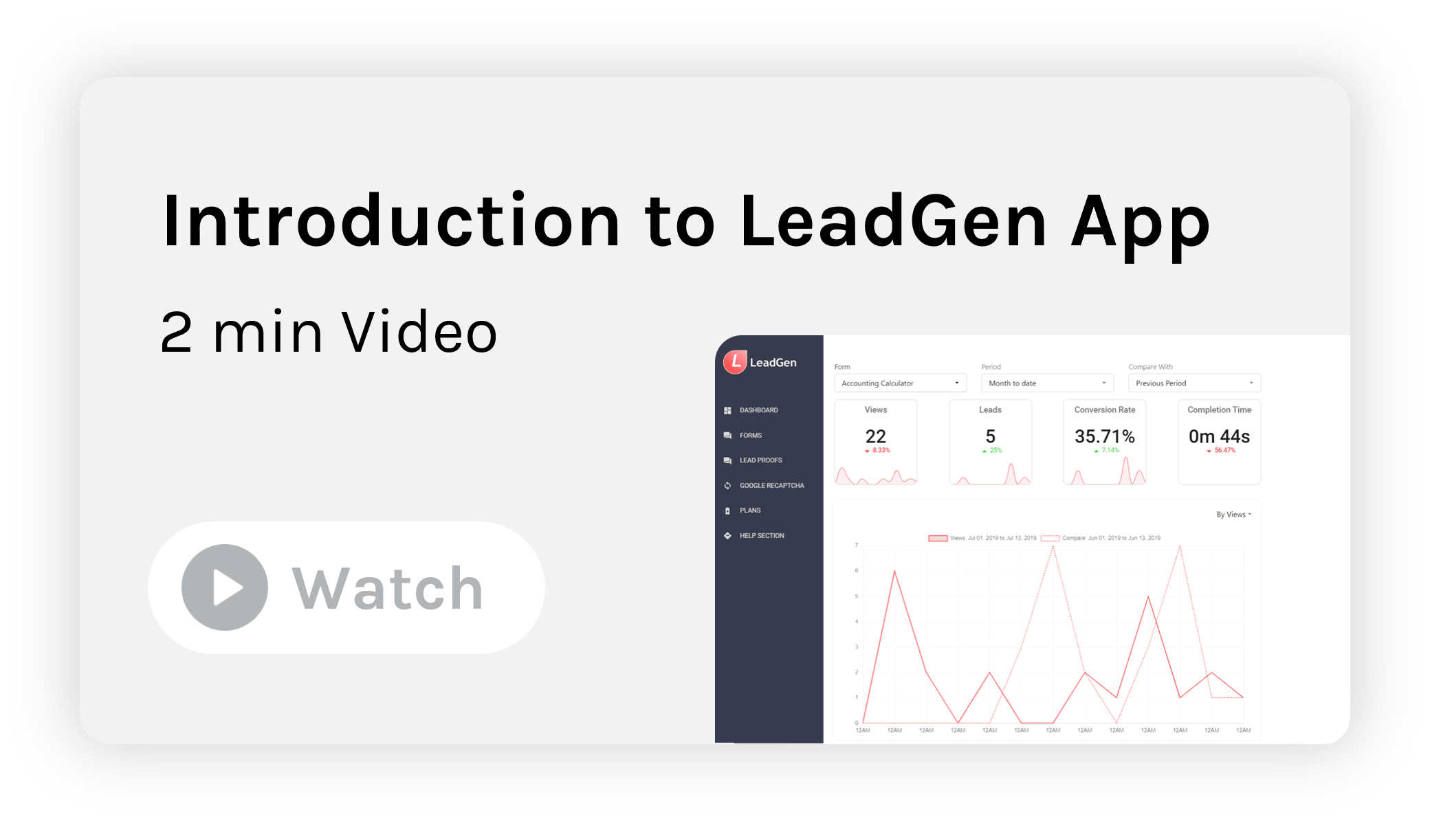 Introduction to LeadGen App