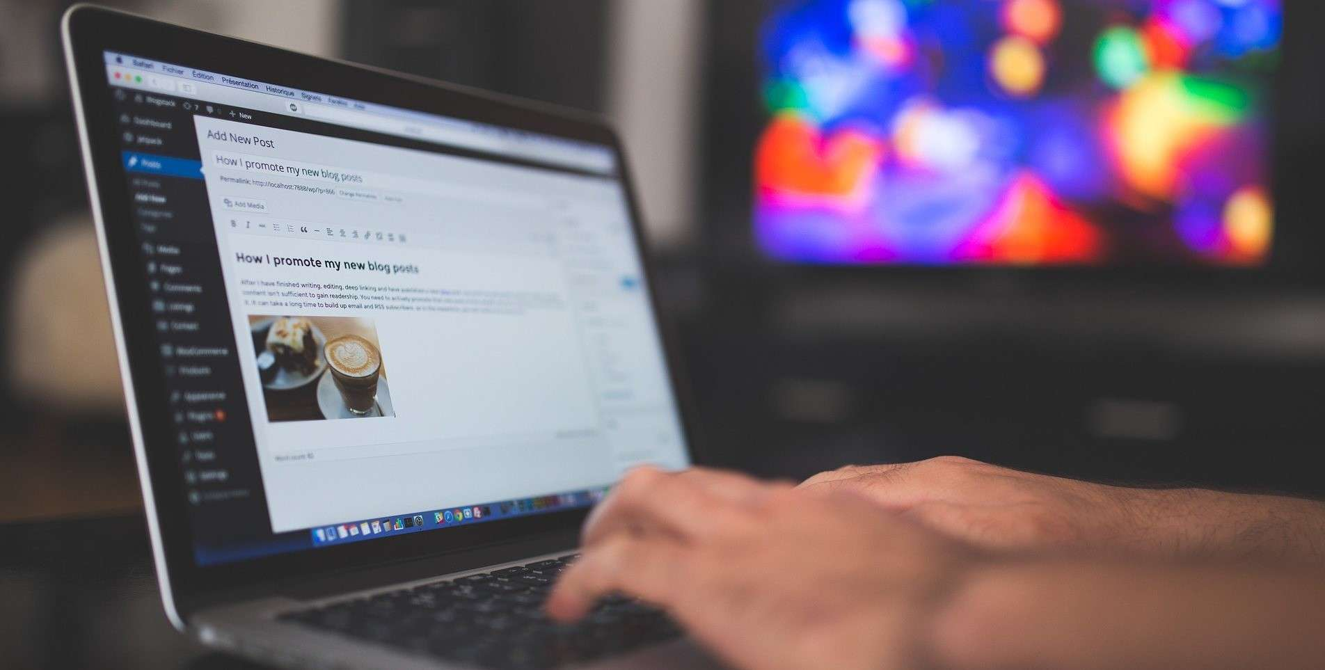 Guest postGuest post - writing content for other sites