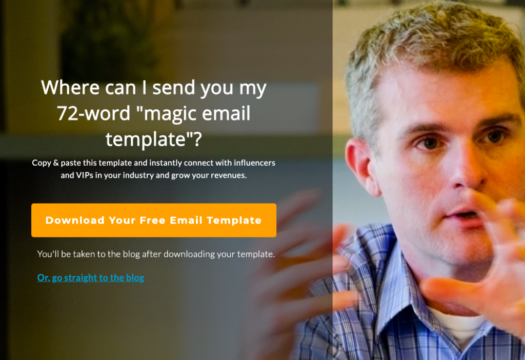 Free email templates for lead generation