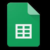 Google sheet logo