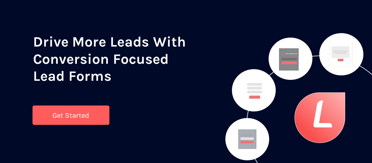 Get More Leads with High-Converting Lead Forms