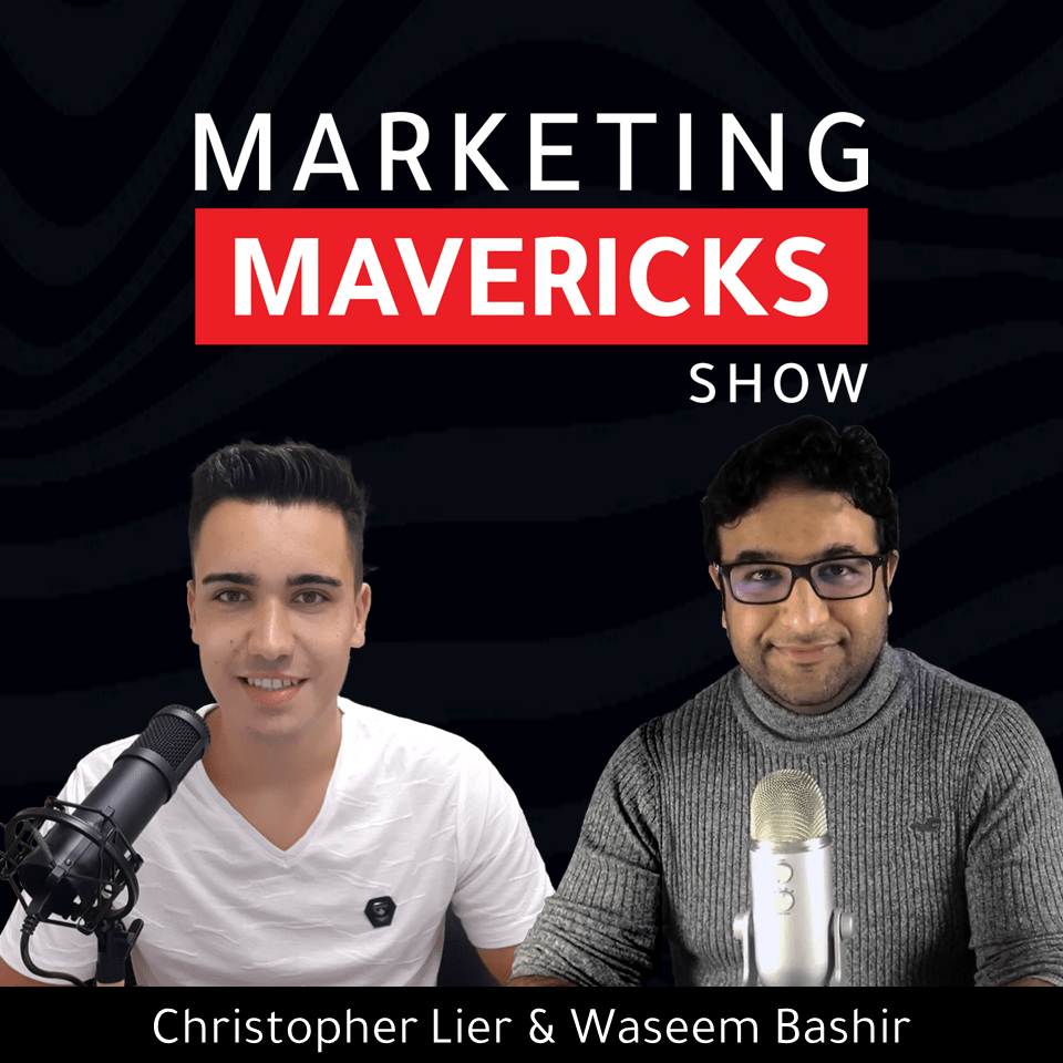 Marketing Mavericks Show Podcast