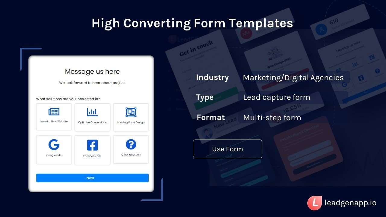 What makes a great form template
