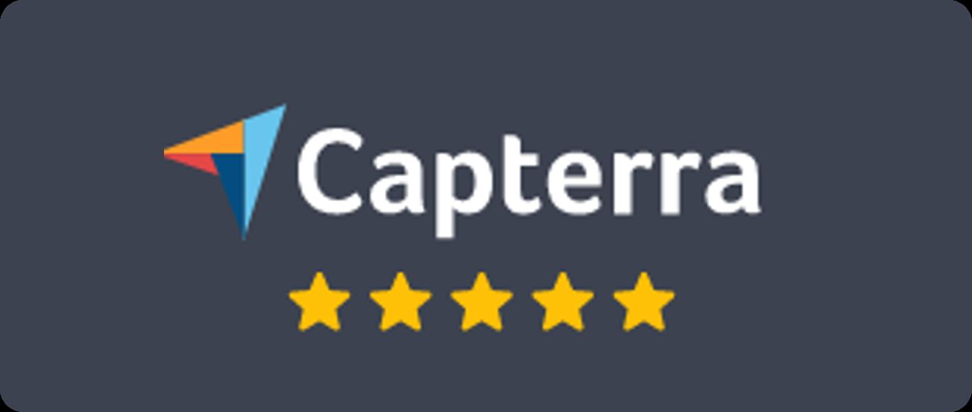 Capterra 5 stars