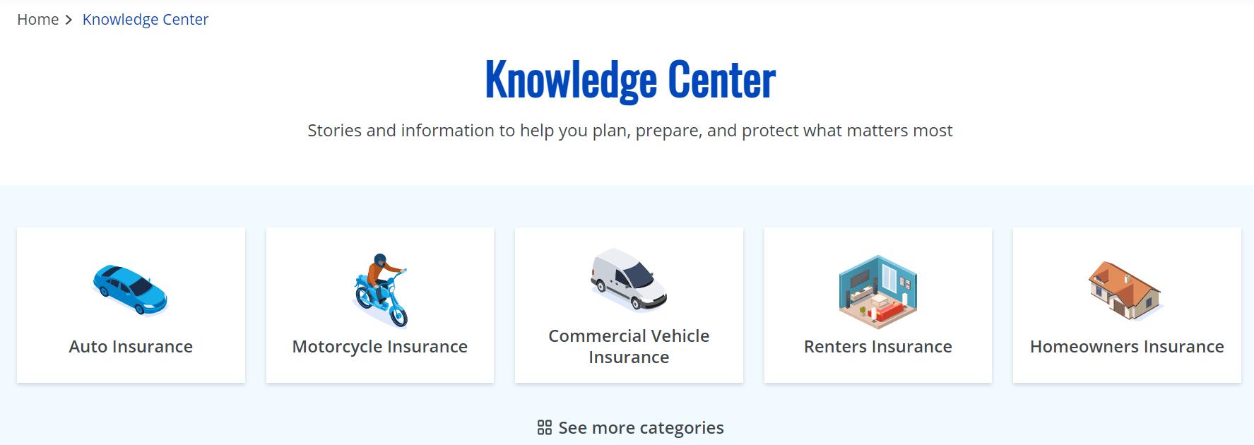 insurance-knowledge-center-seo