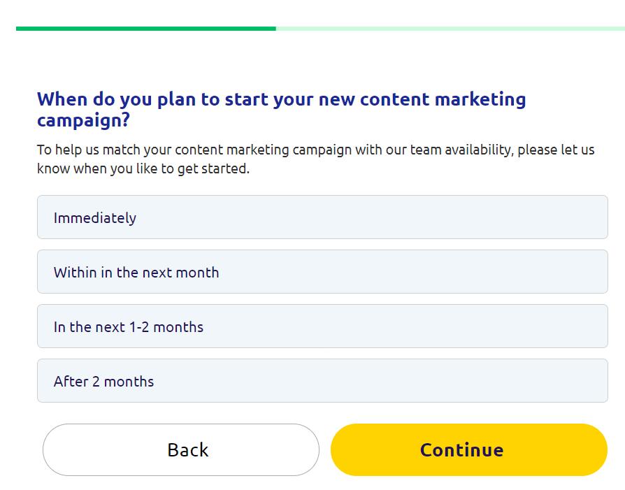 web form for agencies