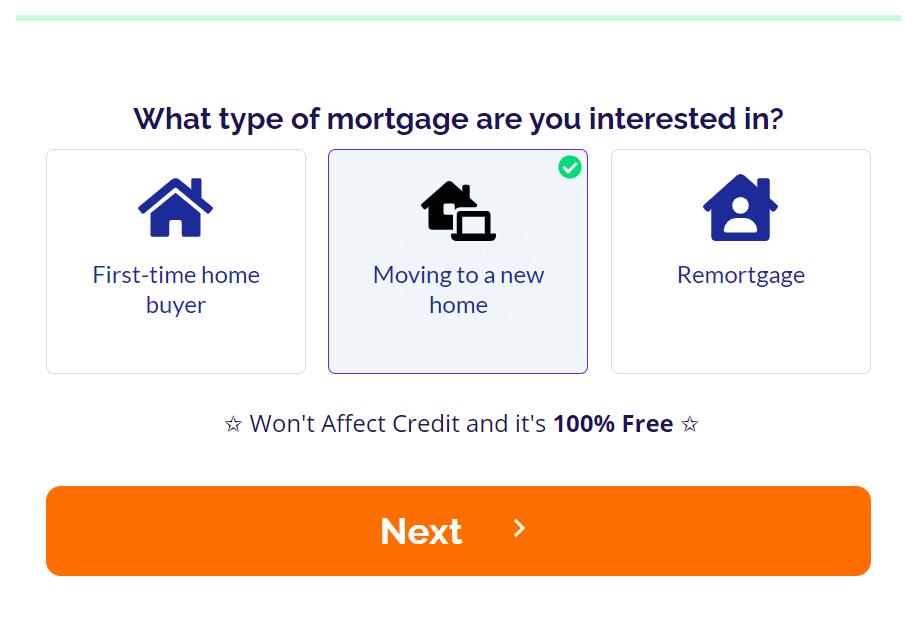 real estate multi-step form