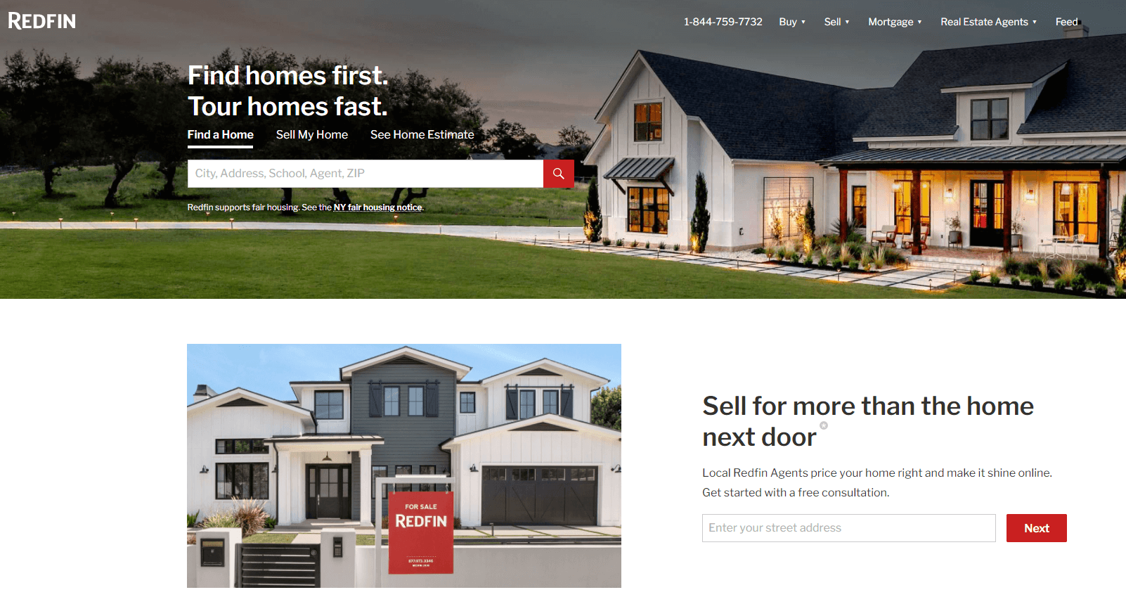 redfin-landing-page